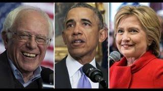 El presidente Barack Obama dio su apoyo oficial a Hillary Clinton como virtual candidata demócrata a
