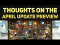 Download Lagu My Thoughts on the April Update Refinery Upgrades (Do you need Flame Siegmund or Berserk Armads?) Mp3 Free