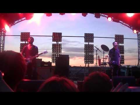 Дельфин - live @ 25 июля 2014 - Москва, крыша Artplay (видео)