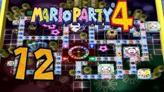 Let's Play Mario Party 4 (German) [Part 12 - Glücksspiele Im Casino]