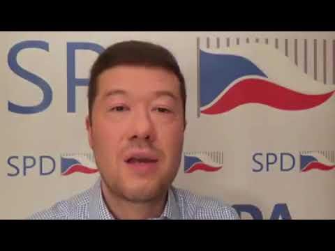 Tomio Okamura: Neuvěřitelná manipulace ČT