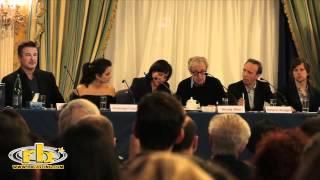 To Rome With Love   Conferenza Stampa Con Allen  Benigni E Cruz Www Rbcasting Com