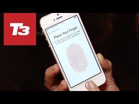 iPhone 5S hands-on video