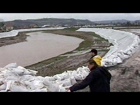 Σε συναγερμό η Σερβία μετά τις πλημμύρες και εν όψει σαββατοκύριακου