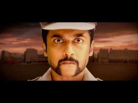 Singam3 movie motion poster