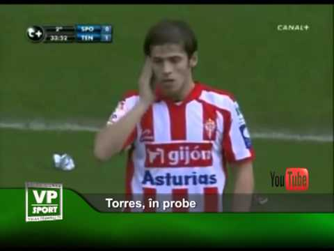 Torres, în probe