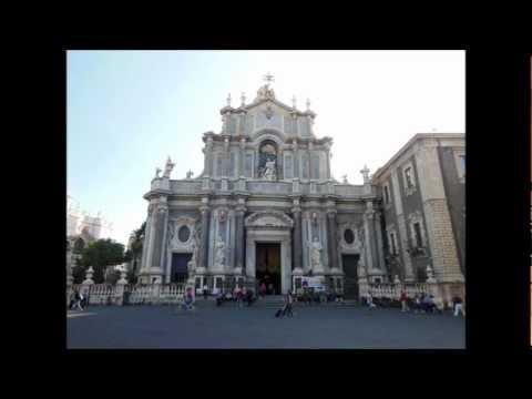 catania: la cattedrale di sant'agata
