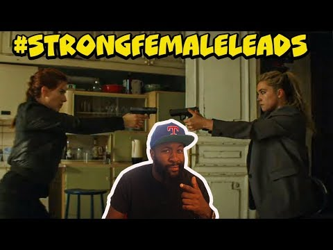 Black Widow Teaser Trailer Reaction: Hashtag StRoNg FeMaLe LeAdS