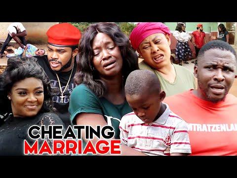 CHEATING MARRIAGE (SEASON 1&2) - Lucy Donalds & Maleek Miltons New Trending Nigerian Movie 2021