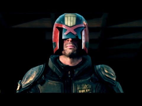 DREDD Trailer 2012 Movie - Official [HD]