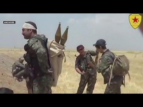 «ΟΚ» από Τραμπ στην προμήθεια όπλων προς Κούρδους μαχητές στη Συρία