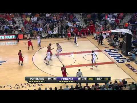 Portland Trail Blazers 107 – Phoenix Suns 125
