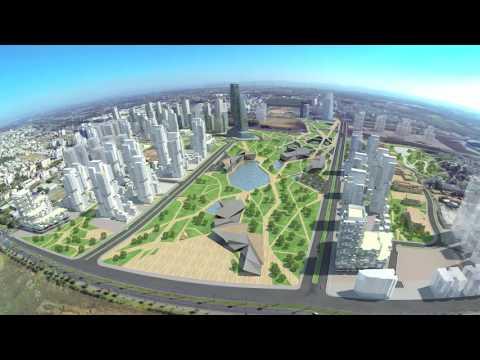 לב הסיטי נתניה | תכנון עירוני