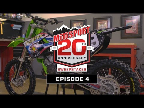 The MotoSport.com 20th Anniversary Sweepstakes | Episode 4