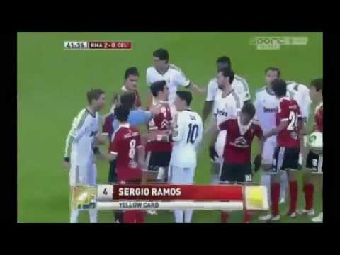 Real Madrid vs Celta Vigo [4-0] Full Highlights (HQ)