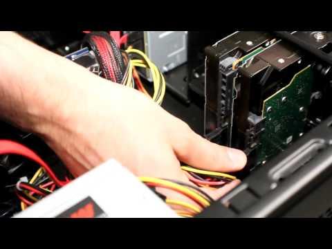 ¿Cómo instalar un disco duro interno?