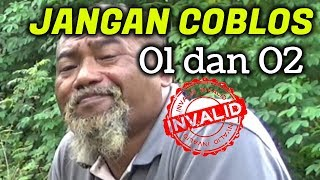 Video Pak Ndul - JANGAN COBLOS 01 dan 02 MP3, 3GP, MP4, WEBM, AVI, FLV Mei 2019