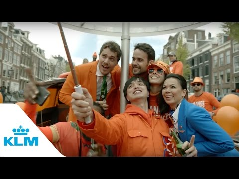 KLM & Heineken - The Orange Experience 2016