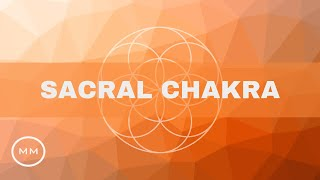"Sacral Chakra Meditation Music - Activate, and Heal the Sacral Chakra - Binaural BeatsMagnetic Minds:This video contains frequencies which will greatly assist in Awakening the Sacral Chakra. This is the center of Sexual Awareness, and holds a supremely powerful energy.In Yogic Tradition, the Sacral Chakra is known as the basis of Human Consciousness, as it is the container of all Karmas, Impressions, and Previous Experience.This center pertains specifically to the formation of the Earthly Personality -- or Circumstantial Persona.Activation of this center enables the awakening of Inner Vision to the receptivity of Cosmic Electricity. When this center is fully awakened, the body becomes flooded with Cosmic Electricity that connects all other chakras.This is the area to re-channel, or transform the powerful Kundalini Energy from the Root Chakra into higher states of Electricity and Consciousness.The following frequencies are contained in this video:606 HzPure ToneSacral Chakra Frequency===== General Questions =====Q. What are Binaural Beats?""Binaural Beats"" is a term given to playing one sound frequency in one ear, and another sound frequency in the opposite ear, creating a two-tone effect in the mid-brain that is actually perceived to be one tone. This causes an ""Entrainment"" effect in the brain that has a variety of results depending on the frequency. Q. What are Binaural Beats good for?Lots of things. Meditation, Relaxation, Stress Relief, Deeper Sleep, Pain Relief, Mind Expansion, Brain Hemisphere Synchronization, and the list goes on and on. Pretty much any element of the Mind / Body complex can be improved using Binaural Beats, which again is just Brainwave Entrainment. Q. Do Binaural Beats Actually Work?Indeed. Many scientific studies (especially as of late) have conclusive research on Brainwave Entrainment and it's effects. Q. Must I wear headphones for these videos? You don't have to use headphones, but the Binaural effect is increased if you do. Q. Do I need to close my eyes while listening to this?No, although you'll find closing your eyes will generally lead to a deeper, more profound state while listening.If you enjoy this video, please Like and Subscribe for weekly updates."