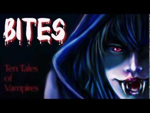 Bites: Ten Tales of Vampires - book trailer - edited by Rayne Hall