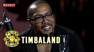 Timbaland | Drink Champs (Full Episode)