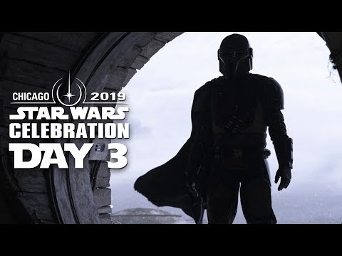 Star Wars Celebration: Day 3 - The Mandalorian & The Clone Wars!