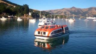 Akaroa New Zealand  city photos : Welcome to Akaroa, NZ, by Cruise Ship