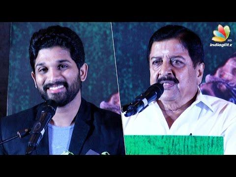 Allu-Arjun-choose-Director-Lingusamy-for-his-Tamil-Debut-Sivakumar-Speech