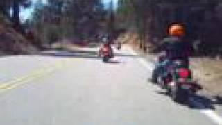 8. 2008 Suzuki C109R - Cruiser Motorcycle