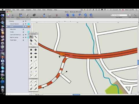 [ARCHIVE] Introducing Ortelius Map Illustration Software for Mac OS X