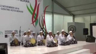 AHMAD YA HABIBI & ANNABI SHOLLU ALAIH - NURUL IMAN BEKASI