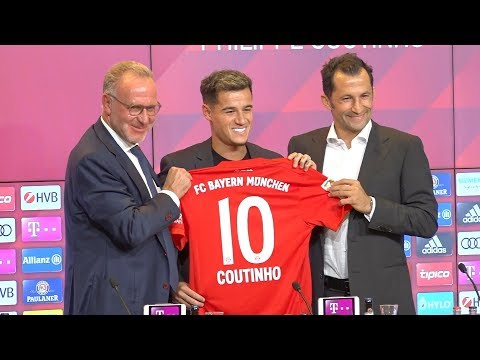 كوتينيو ينضم إلى بايرن ميونيخ معارا من برشلونة