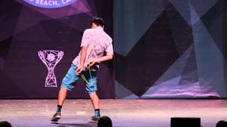 Evan Nagao's Yoyo Freestyle to Smash Bros. Music (and the Wombo Combo!)