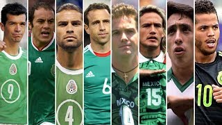 Video Top 10 ● Mejores Goles de México En Los Mundiales MP3, 3GP, MP4, WEBM, AVI, FLV Juli 2019