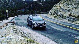 2012 Buick Enclave Test Drive&Car Review