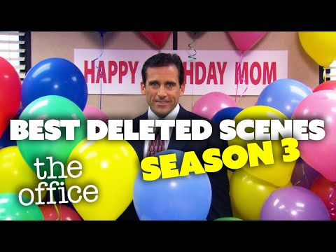 Best Deleted Scenes | Season 3 |  A Peacock Extra | The Office US