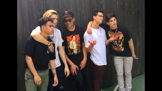 Video EXCLUSIVE: Get To Know Hot New Boy Band PRETTYMUCH MP3, 3GP, MP4, WEBM, AVI, FLV Desember 2017