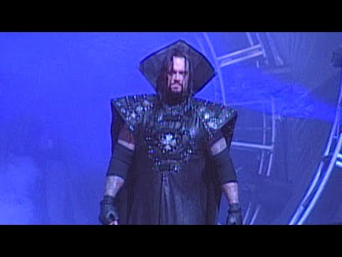 The Undertaker vs Kane Inferno Match