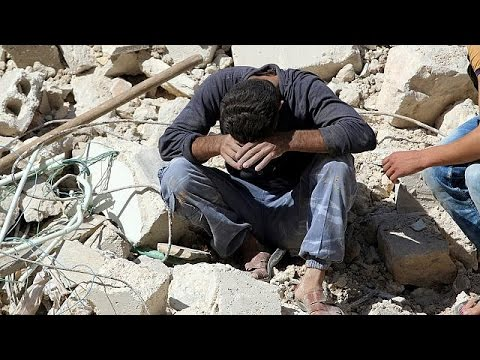 Crise syrienne : Rome, Paris et Berlin appellent à l'arrêt des bombardements