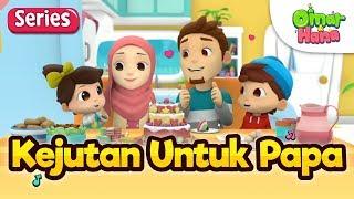 Video Cerita Kanak-Kanak Islam | Omar & Hana | Episod Istimewa | Kejutan Untuk Papa MP3, 3GP, MP4, WEBM, AVI, FLV Januari 2019