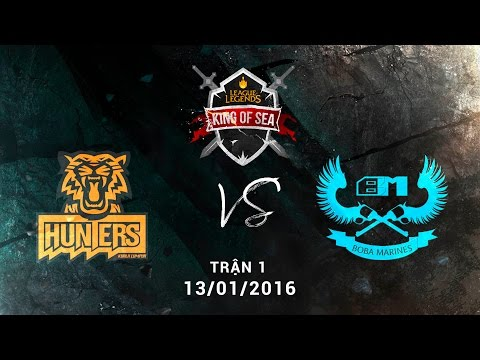 [13.01.2016] KLH vs BM [KingOfSea 2016]