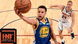 Golden State Warriors vs Denver Nuggets Full Game Highlights | 10.21.2018, NBA Season