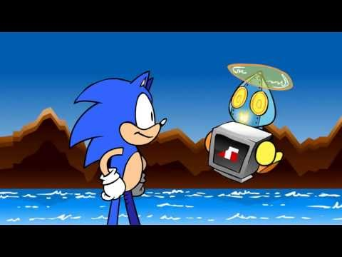 Sonic Does A Thing (rus)