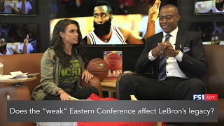 Joy Taylor and Caron Butler talk 2017 NBA Playoffs (Streamed Live on 5/8/17)   THE HANG