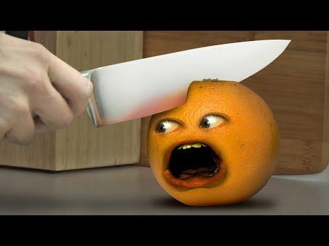 Annoying Orange DIES!!! (Supercut)