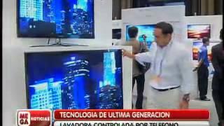 Peru con lo ultimo de la tecnología 2012 ( tv chile )