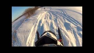 9. Ski Doo 550f