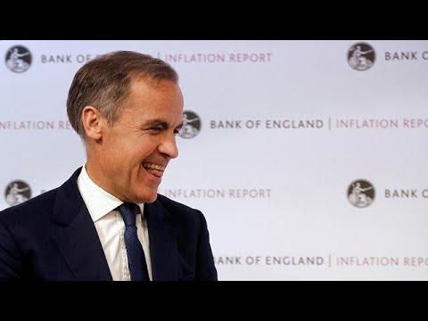 Τράπεζα της Αγγλίας: Αμετάβλητα τα επιτόκια