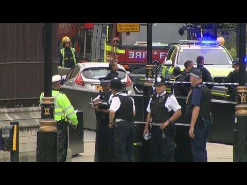Στην αντιτρομοκρατική η έρευνα για το περιστατικό στο Λονδίνο…