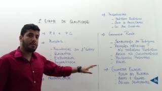 Vamos iniciar o estudo de matemática, com o professor Guto Porto!